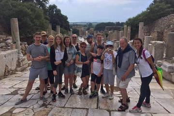 Ephesus_Terrace Houeses Shore excursion in halfday
