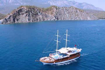 Excursion en bateau à Alanya avec...