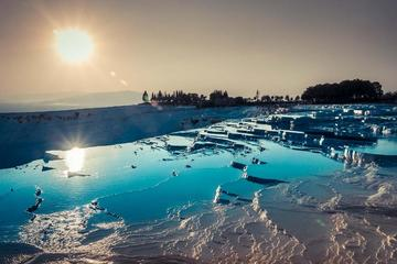 Pamukkale hot springs_Hierapolis_Cleopatra day tour from Kusadasi...