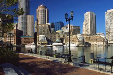 Boston Shore Excursion: JFK Library and Boston Trolley Tour