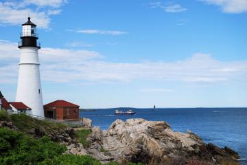 Excursão pela costa de New England...