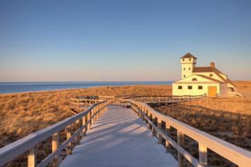 Outono em Cape Cod: Viagem de um dia saindo de Boston com cruzeiro...