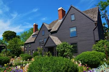 Tagesausflug in die Hexenstadt Salem von Boston aus