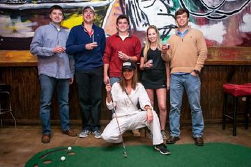 Day Trip Tuscaloosa Bar Golf Pub Crawl near Tuscaloosa, Alabama
