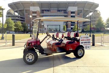 Book University of Alabama Campus Tour on Viator