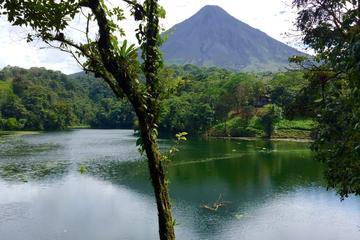 Entrance fee to Parque Ecologico  Volcan Arenal