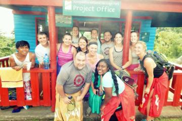 Full-Day Abaca Village Tour from Nadi