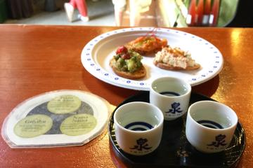 Sake Brewery Experience in Distillery District