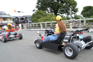 Guided Go Kyoto Day Trip by Go-Kart