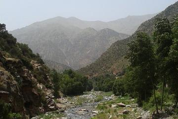 Ourika-Tal: Private geführte Tagestour ab Marrakesch