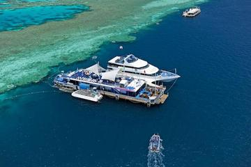 Great Barrier Reef-dagcruise naar Reefworld