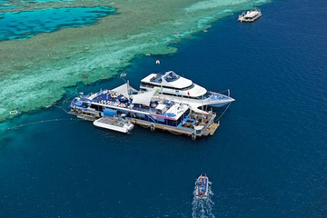 Great Barrier Reef - Tages-Bootstour...