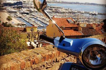 Cannes Vespa Scooter Rental