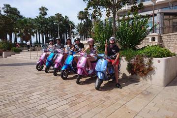 Corniche d'or Vespa Guided Tour