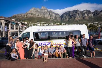 14-Day Pass Hop-on Hop-off Baz Bus Travel Pass ? Cape Town Departure