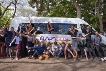 21-Day Pass Hop-on Hop-off Baz Bus Travel Pass-Port Elizabeth Departure