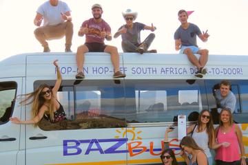 7-Day Pass Hop-on Hop-off Baz Bus Travel Pass -Durban Departure