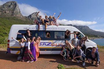 One-Way Hop-on Hop-off Bus from Cape Town to Port Elizabeth