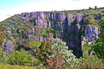 Burrington Combe to Cheddar Gorge Caving and Hiking Day Tour from...