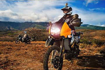 Maui Dual Sport Motorcycle Tours and Rentals