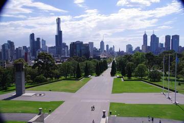 Excursão de Dia Inteiro pela Cidade de Melbourne incluindo Lanes e...
