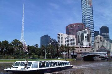 Halbtägige Stadtrundfahrt in Melbourne inklusive Yarra River...