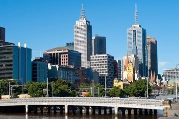 Melbourne supereconômico: excursão...