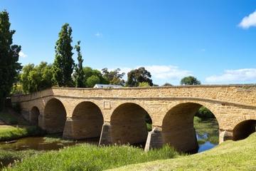 Nachmittagstour durch Hobart und zum historischen Richmond