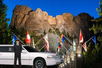 Mt Rushmore Lighting Ceremony Tour