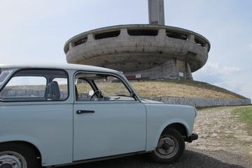 Buzludzha Day Trip by Trabant Car...