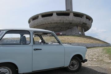 Full-Day Buzludzha Monument Tour in a Classic Trabant