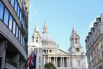 Private Afternoon City of London Walking Tour