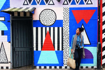 Small Group Walking Tour: London Street Art and the East End in London