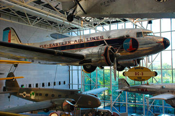 Smithsonian National Air and Space Museum Tour