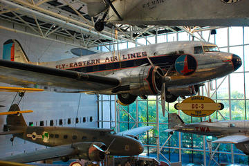 Small Group Museum of American History, Air and Space Museum