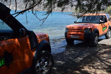 Adventure Tour and Private Speedboat to Spinalonga Island - 4x4 Excursion with Land Rover