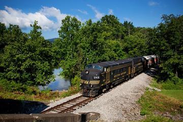 Cheat Mountain Salamander Train Excursion in West Virginia