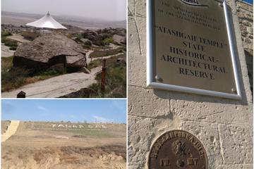 Full day Qobustan, Ateshgah (Fire Temple) and Yanardag trip