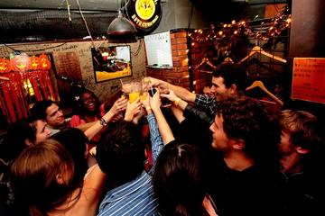 4-hour Osaka Pub Crawl with Welcome...