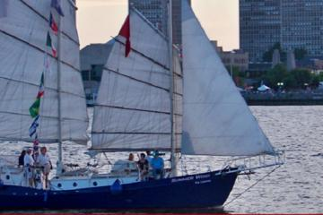 Private Sailing Charter in Baltimore Inner Harbor