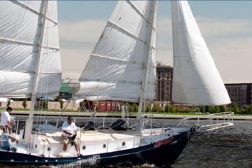 Wine and Cheese Sail in Chesapeake Bay