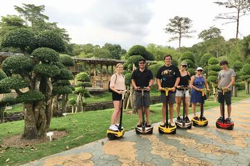 2 hour Small Group Segway Tour of Perdana Botanical Gardens