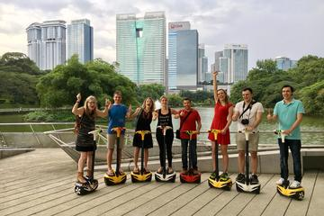 Segway Tour: Guided Eco Ride at KL Lake Gardens including KL Bird Park