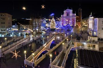 Ljubljana Festively Decorated Walking Tour