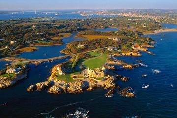 Book Newport Gilded Age Mansions Trolley Tour with Breakers Entry on Viator