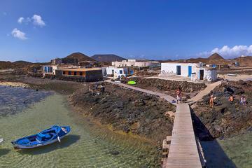 Lanzarote Los Lobos Catamaran Trip...