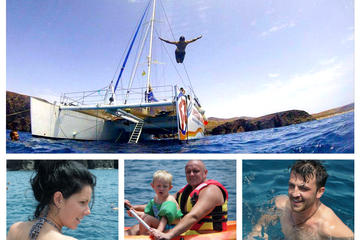 Luxury Catamaran Cruise to the Papagayo Beaches with Water Sports and...