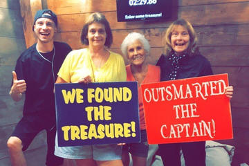 Book Treasure of the Seven Keys Escape Room Experience on Viator