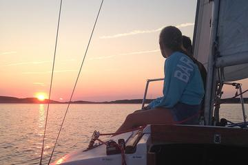 Private Sunset Sailing Experience in...