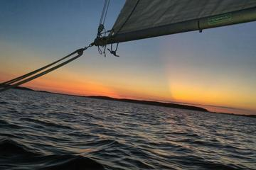 Sunset Sail in Wellfleet